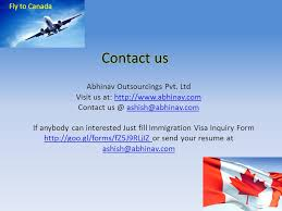 Send Your Resume At Apply Today For Canada Immigration Fly To Canada Immigration A