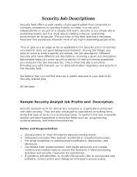armed guard cover letter how cover letter security guard cover