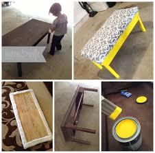 Ikea Coffee Table Legs by Diy Ottoman Coffee Table Beautiful Square Coffee Table On Coffee