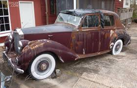 antique rolls royce for sale classic 1953 rolls royce silver dawn sedan saloon for sale 2967