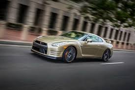 Nissan Skyline 2016 2016 Nissan Gt R 45th Anniversary Gold Edition 5 Jpg 1 600 1 067