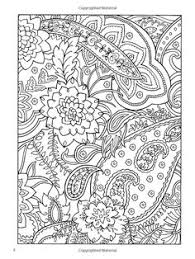 design coloring pages cute paisley design coloring pages u0026 b u0026w sketches pinterest