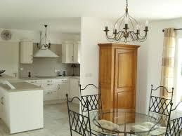 cuisine beige et cuisine blanc et beige photo 2 3 vue sur ma cuisine et mon séjour