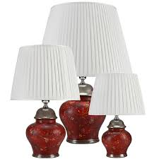 Oriental Table Lamps Uk Red Ceramic Table Lamp Uk Best Inspiration For Table Lamp