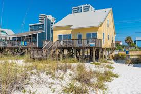 Beachside Townhomes Southern Vacation Rentals Somewhere In Time 2 Beach Front House Rental In Gulf Shores Alabama