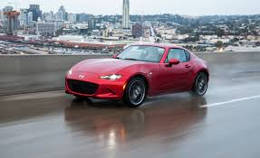 mazda x5 2017 mazda mx 5 miata rf first drive review car and driver