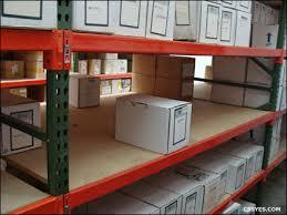 Heavy Duty Shelves by Jaken Fastrak Heavy Duty Bulk Storage Racks