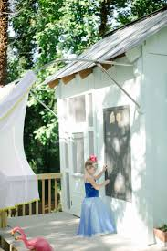 Outside Playhouse Plans 107 Best Domek Pro Deti Images On Pinterest Playground Ideas