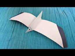 origami gabbiano origami facile mouette