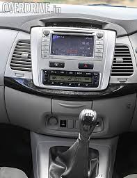 Innova 2014 Interior Comparison Renault Lodgy Vs Toyota Innova Overdrive