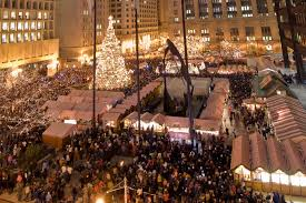 chicago tree lighting 2017 a guide to winter in chicago luxury living