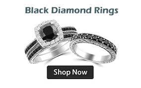 Black Diamond Wedding Rings by Colored Diamond Jewelry Black Diamond Rings Gemstone Jewelry