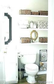 bathroom storage ideas over toilet storage above toilet bmhmarkets club