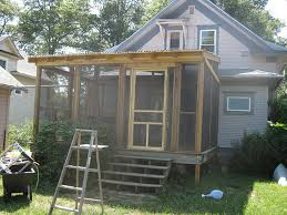 screen porch building plans screened porch diy best screened porch plans backyard