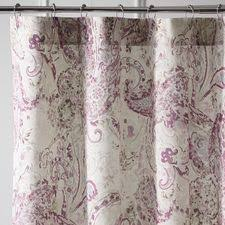 Vintage Style Shower Curtain Shower Curtains Pier 1 Imports