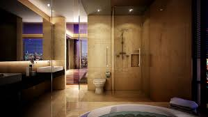 Neutral Bathroom Ideas Modest Modern Double Shower Bathroom Designs 23 For House Decor