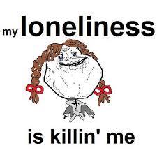 Lonely Girl Meme - girl meme 9gag loneliness image 462693 on favim com