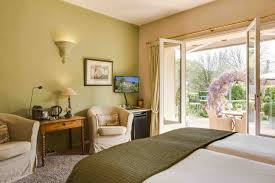 chambre verte villa cédria chambre verte