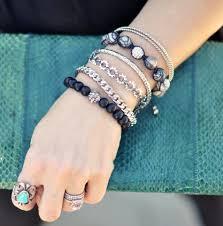 diy silver bracelet images Diy bracelet chain link washers love maegan jpg