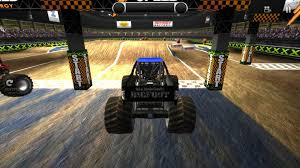 monster truck drag racing monster truck destruction review pc
