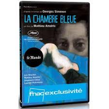 la chambre bleue simenon la chambre bleue exclusivité fnac dvd dvd zone 2 mathieu