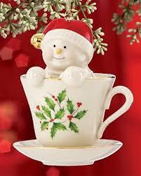 lenox 2014 annual gingerbread ornament peppermint