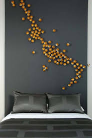 Abstract 3 d wall treatment Bedrooms Pinterest