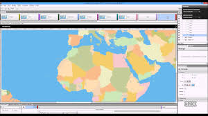 Interactive World Map Speed Build Interactive World Map In Adobe Flash Catalyst And