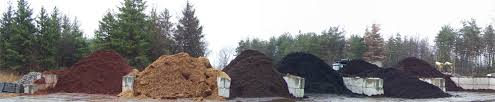 Bulk Landscape Materials by Bulk Mulch And Stone Delivery Aspinall U0027s Landscaping And Tree