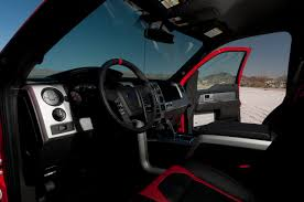 Ford Raptor Interior - shelby raptor is the ultimate muscle truck autoevolution