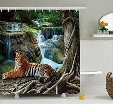 Home Interior Tiger Picture Safari Home Decor Amazon Com
