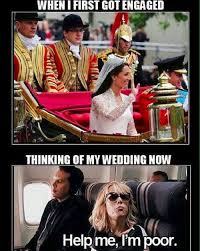 Wedding Planning Memes - the frustration of wedding planning explained woman getting
