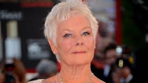 judi dench hairstyle front and back of head dame judi dench was embarrassingly late for lunch with mi6 chief