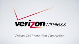 Verizon Coverage Map Colorado by Verizon Cell Phone Plan Comparison Youtube