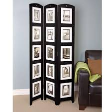 Home And Interior Gifts Az Home And Gifts 5 4 Ft Black 3 Panel Room Divider Pn09239 8