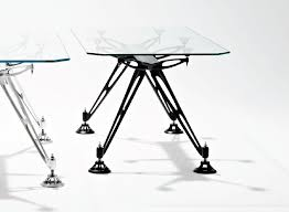 Original Design Table  Glass  Square RT By Sotyrys  A - Design glass table