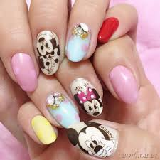 mickey and minnie mouse nail designs choice image nail art designs