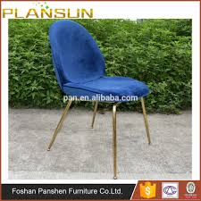 replica designer furniture gubi beetle chair golden legs by