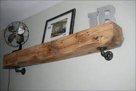 vintage shelf brackets rustic wrought iron decorative wall shelves