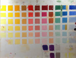 carol josefiak painting a day more about color mixing