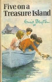 treasure island book report the famous five novel series wikipedia