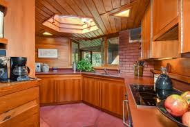 frank lloyd wright hexagonal home up for sale in jersey curbed