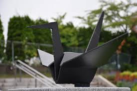 how paper cranes became a symbol of healing in japan u2013 national