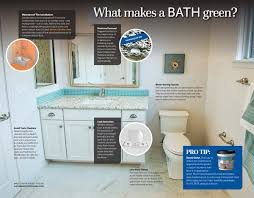 What Makes A Good Home What Makes A Bathroom Green