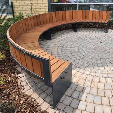 Curved Outdoor Benches 99 Best Garden Benches Images On Pinterest Garden Benches