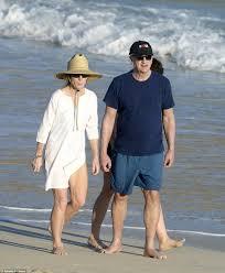 tatiana schlossberg caroline kennedy enjoys a beach vacation in st barts daily mail