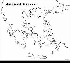 blank map of ancient greece http greekmythology6l weebly com uploads 3 0 6 0 30604171
