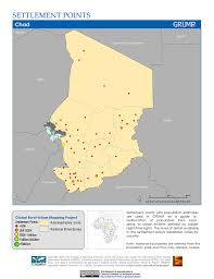 Map Of Uganda In Africa by Maps Global Rural Urban Mapping Project Grump V1 Sedac