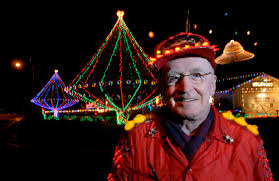mr christmas concord mr christmas known for dazzling lights dies at 87