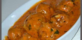 cuisiner viande boulette de viande hachée à l indienne recette sur cuisine actuelle